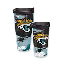 Tervis® NFL Jacksonville Jaguars Distressed Wrap Tumbler with Lid