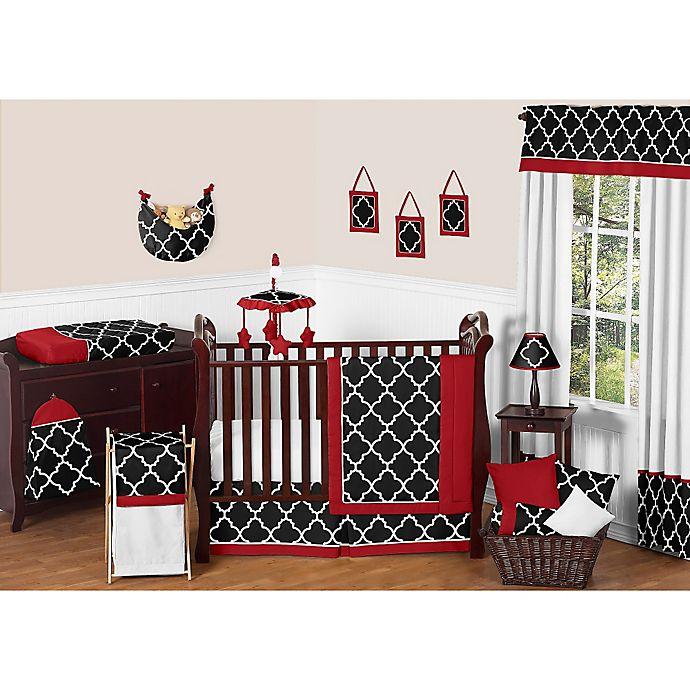 Sweet Jojo Designs Trellis Crib Bedding