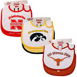 Collegiate 2-Pack Infant Bib