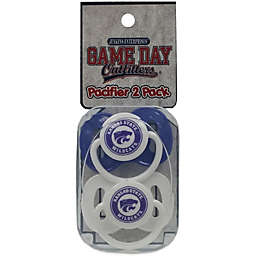 Kansas State University 2-Pack Infant Pacifiers