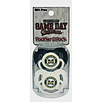 University of Michigan 2-Pack Infant Pacifiers
