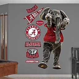 Fathead® University of Alabama Big Al Mascot Wall Graphic