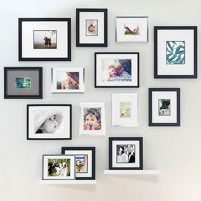 Real Simple Wall Frame Collection Bed Bath Beyond