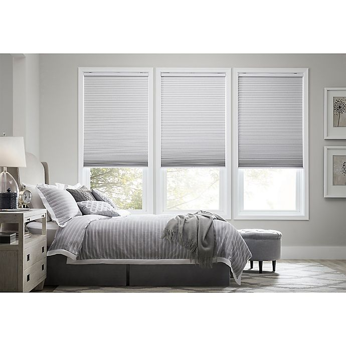 Real Simple 174 Cordless Blackout Cellular 72 Inch Shade