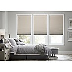Real Simple® Cordless Blackout Cellular 23-Inch x 72-Inch Shade in Tan