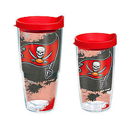 Tervis® NFL Tampa Bay Buccaneers Distressed Wrap Tumbler with Lid
