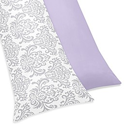 Sweet Jojo Designs Elizabeth Body Pillowcase