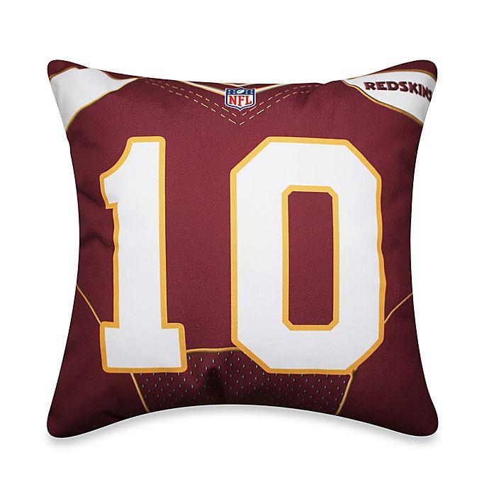 first rate 8ab7b 30d12 NFL Washington Redskins Robert Griffin III Jersey Pillow ...