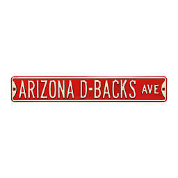 MLB Arizona Diamondbacks Steel Street Sign
