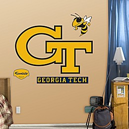 Fathead® Georgia Tech University Logo Wall Graphic