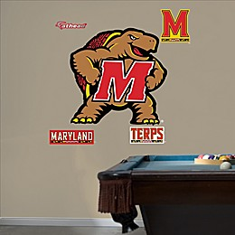 Fathead® University of Maryland Logo Wall Graphic