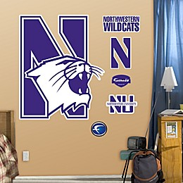 Fathead® Northwestern University Logo Wall Graphic