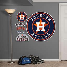 Fathead® MLB Houston Astros Logo Wall Graphic