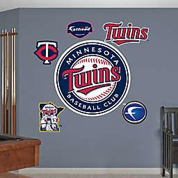 Fathead® MLB Minnesota Twins Logo Wall Graphic