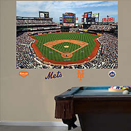 Fathead® MLB New York Mets Stadium Mural Wall Graphic