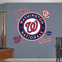 Fathead® MLB Washington Nationals Logo Wall Graphic