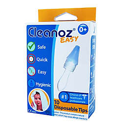 Cleanoz® 10-Count Electric Nasal Aspirator Disposable Tips