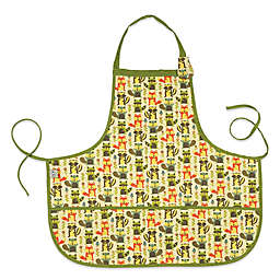 Sugarbooger® by o.r.e Kiddie Apron in What Did the Fox Eat?