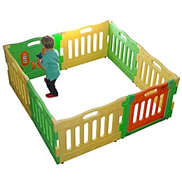 Baby Diego PlaySpot Playard & Activity Center