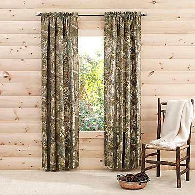 Realtree® Xtra Window Curtain Panel Pair