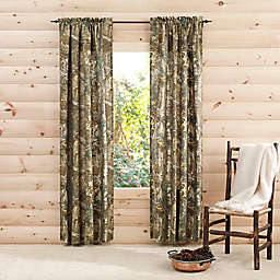 Realtree® Xtra Window Curtain Panel Pair and Valance