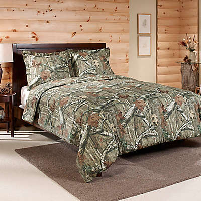 Mossy Oak Break Up Infinity Comforter Set