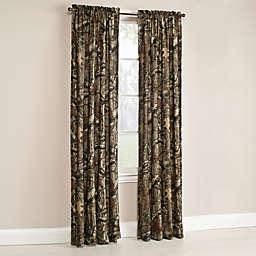 Mossy Oak® Break Up Infinity Window Curtain Panel and Valance