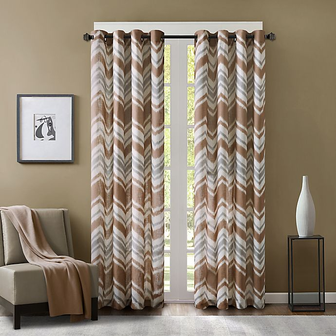 eton window curtain panels bed bath and beyond canada. Black Bedroom Furniture Sets. Home Design Ideas