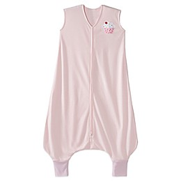 HALO® SleepSack® 2-3T Lightweight Knit Big Kids Wearable Blanket in Pink Cupcake