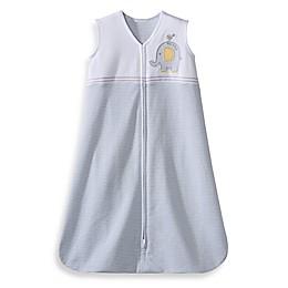 HALO® SleepSack® Cotton Wearable Blanket in Grey Elephant Stripe