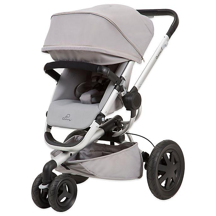 Quinny® Buzz™ Xtra 15 Stroller in Gravel Grey | buybuy BABY