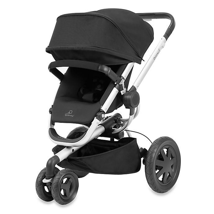 Alternate image 1 for Quinny® Buzz™ Xtra 15 Stroller in Rocking Black