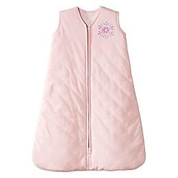 HALO® SleepSack® Winter Weight Wearable Blanket in Pink Snowflake