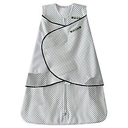 HALO® SleepSack® Cotton Swaddle in Navy Pin Dot