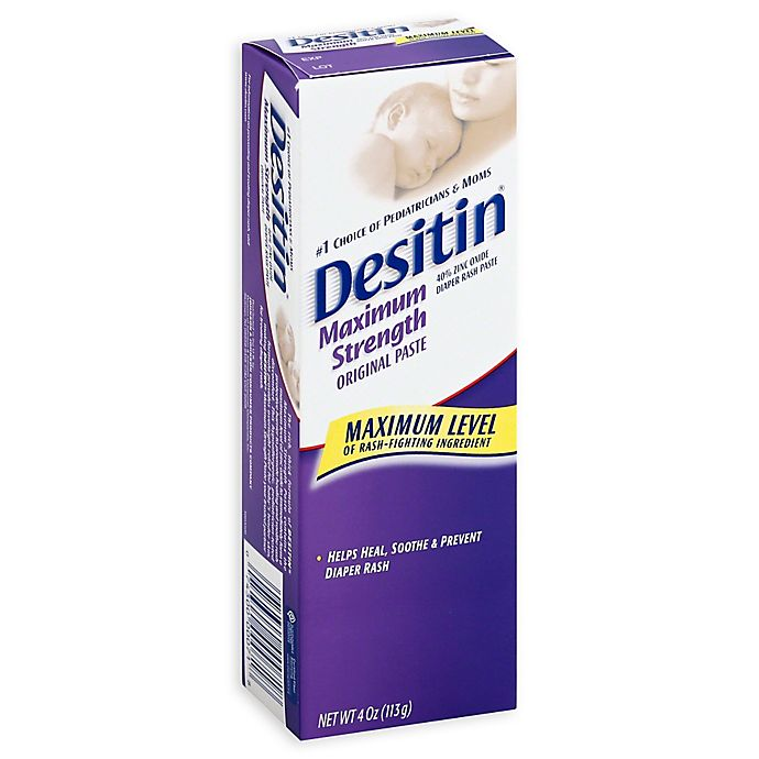 Alternate image 1 for Desitin® 4 oz. Diaper Rash Ointment