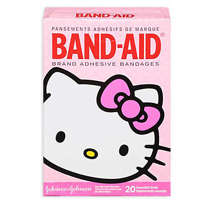 Johnson & Johnson® 20-Count Hello Kitty Assorted Bandages
