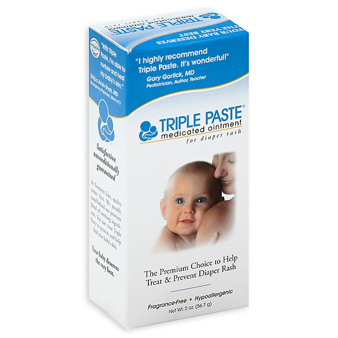TRIPLE PASTE | Diaper Rash Ointment