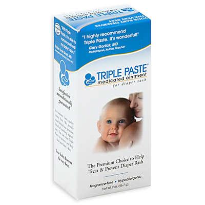 Triple Paste® 2-Ounce Diaper Rash Ointment