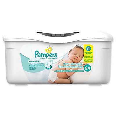 Pampers® 64-Count Sensitive Wipes