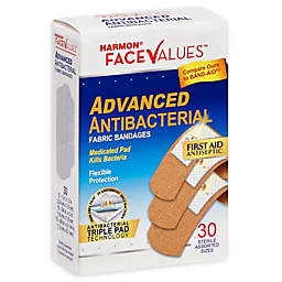 Harmon® Face Values™ 30-Count Fabric Adhesive Bandages