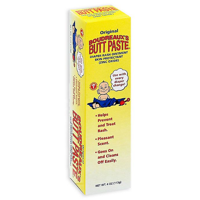 Alternate image 1 for Boudreaux's® 4 oz. Butt Paste Tube