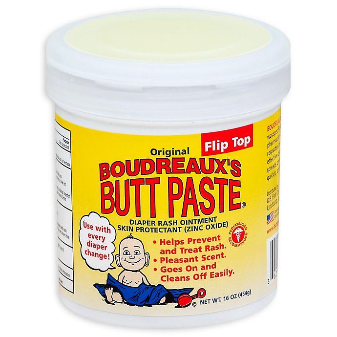 Alternate image 1 for Boudreaux's® 16 oz. Butt Paste Jar