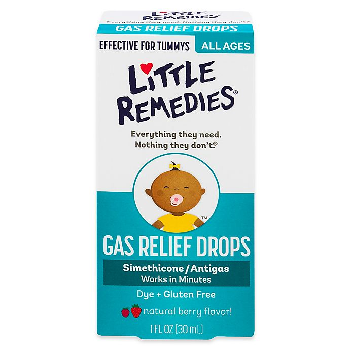 Alternate image 1 for Little Remedies® Little Tummys® Gas Relief Drops