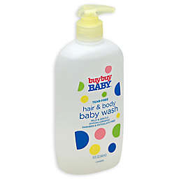 buybuy BABY™ 15 oz. Tear-Free Hair & Body Baby Wash