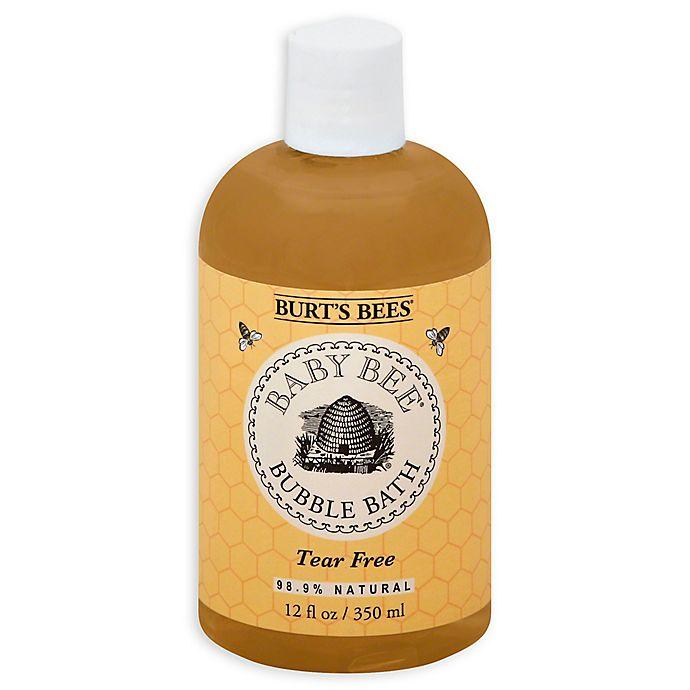 Burt S Bee Baby 12 Oz Bubble Bath