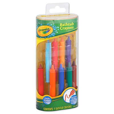 Crayola® 9-Pack Bathtub Crayons