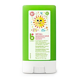 Babyganics® 0.47 oz. 50+ SPF Pure Mineral Sunscreen Stick