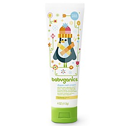 Babyganics® 4 oz. Diaper Rash Cream