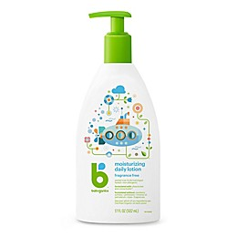 Babyganics® 17 oz. Fragrance-Free Moisturizing Daily Lotion