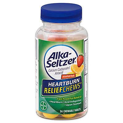 Alka-Seltzer® 36-Count Heartburn Relief Assorted Fruit Chews